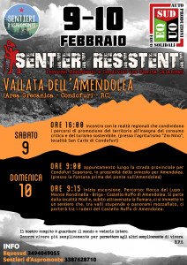 Sentieri Resistenti 2019